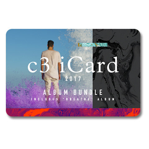 ICard + Album BREATHE 2017