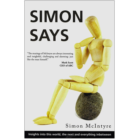 Simon Says by Simon McIntyre