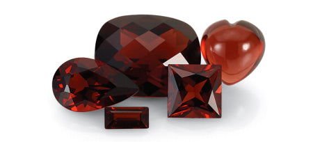 Mozambique Garnet from Rare Earth Jewelry