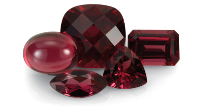 Rhodolite Garnet from Rare Earth Jewelry