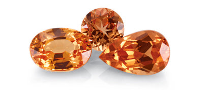 Spessarite Garnet from Rare Earth Jewelry