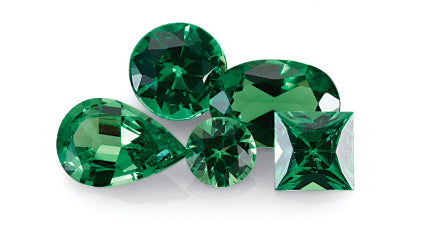Tsavorite Garnet from Rare Earth Jewelry