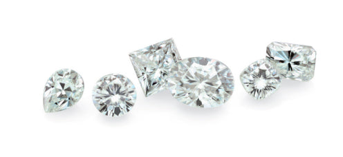 Moissanite Collection from Rare Earth Jewelry