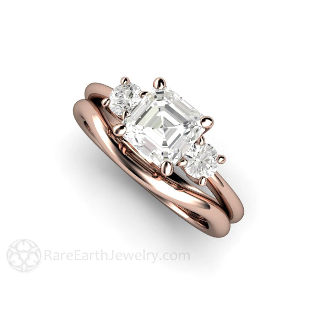 one colvard wedding charles engagement moissanite rings the recommended and