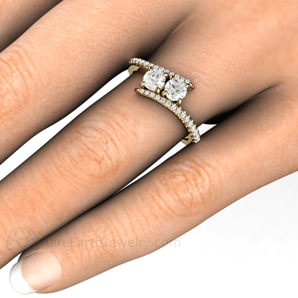 f queens engagement ring allprices diamond rings you stone can allcuts diamonds radiant centre a three