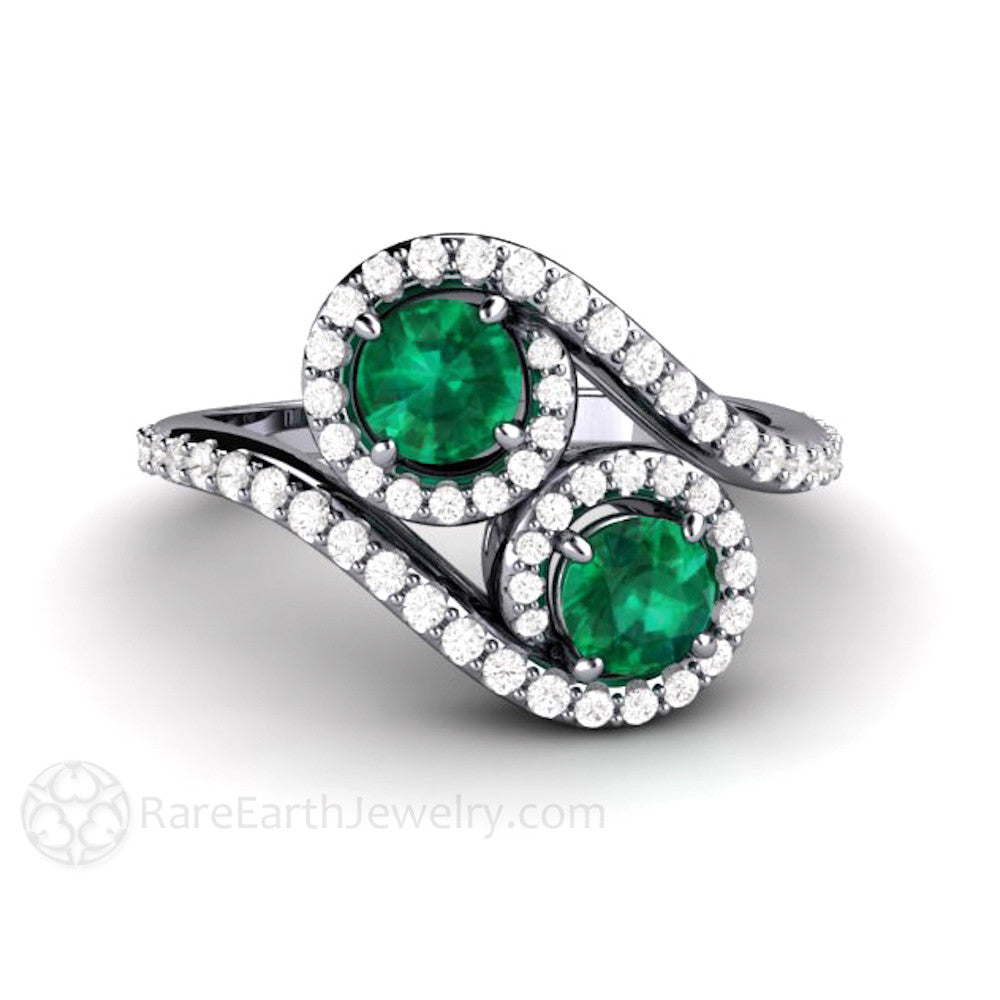 is a white this cushion fit rings and to beautiful the ring product cut diamonds center green made stone custom thumbnail gold engagement tourmaline