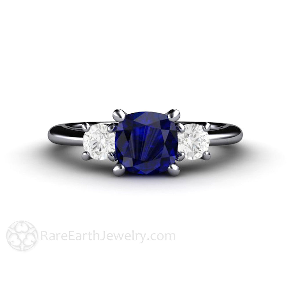 dsc by sapphire rose mixed products ring white engagement set metal nodeform gold bezel moissanite