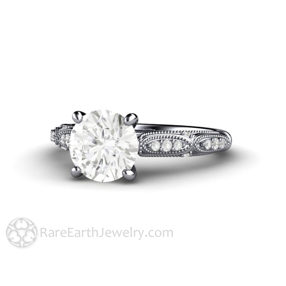 skylight category engagement moissanite jewelers portfolio heart archives platinum ring