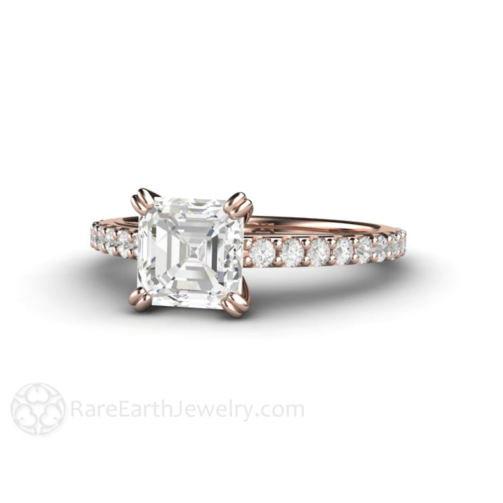 carat cut certified an rings engagement platinum deco antique products art diamond with asscher and sequence gia in ring
