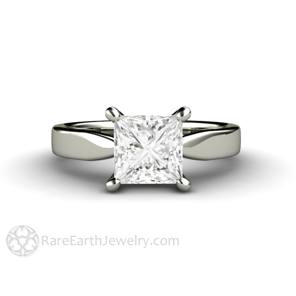 Engagement Rings from Rare Earth Jewelry