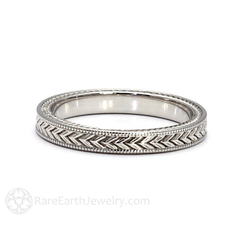 up kara edging engagement band b ring filigree kirk wedding and bands milgrain stella platinum