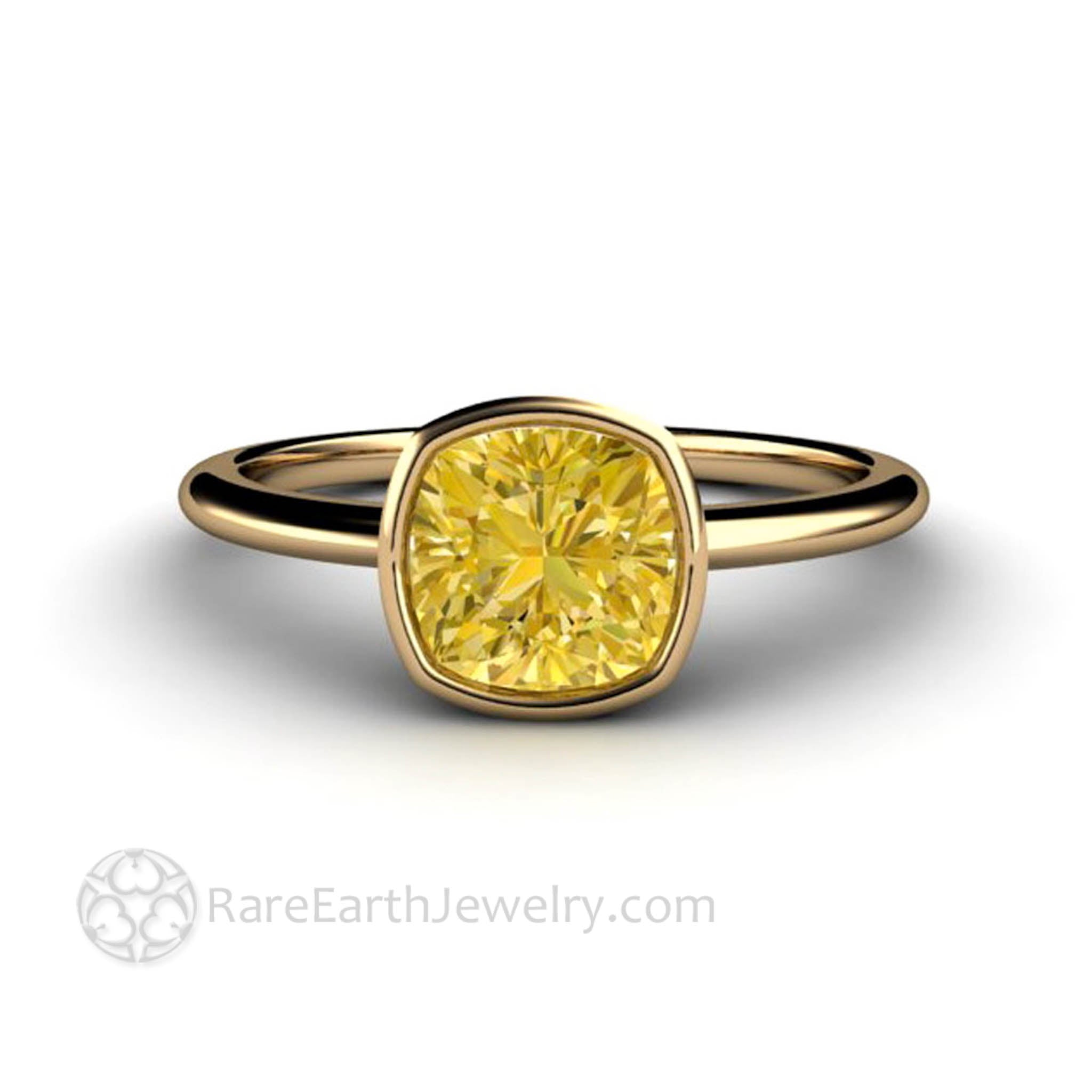 Colored Gemstone Engagement Rings Rare Earth Jewelry Page 2