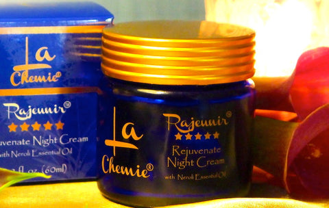 RAJEUNIR (Rejuvenate) NIGHT CREAM - details