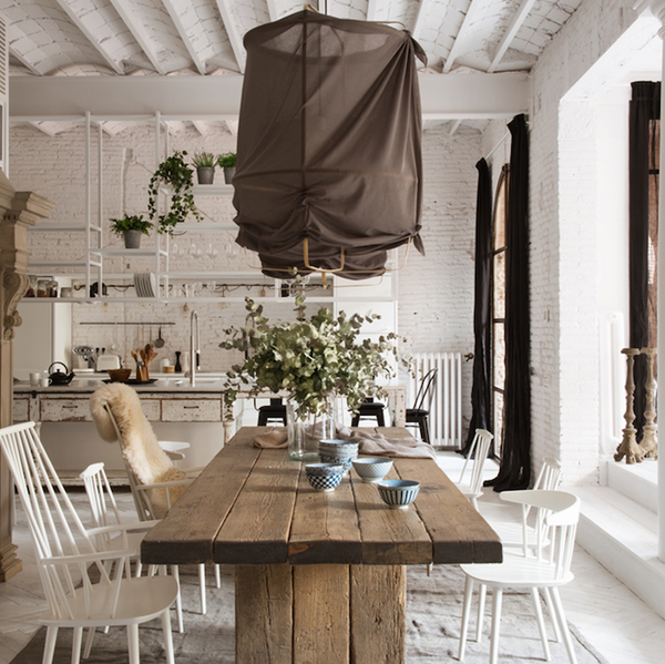Spanish Loft Interiors - Blog by Little Additions NZ