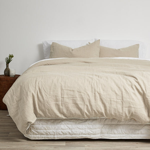 Linen Duvets & Sheets - Little Additions