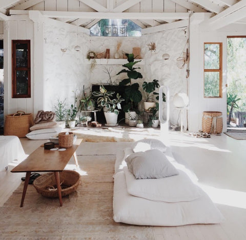 Coastal interior design style - Little Additions NZ