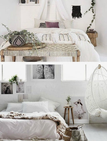 Boho Interior Design - Little Additions NZ