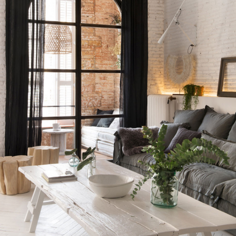 Little Additions Blog - Spanish Loft Interiors
