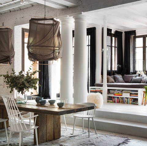 Little Additions Blog - Spanish Loft