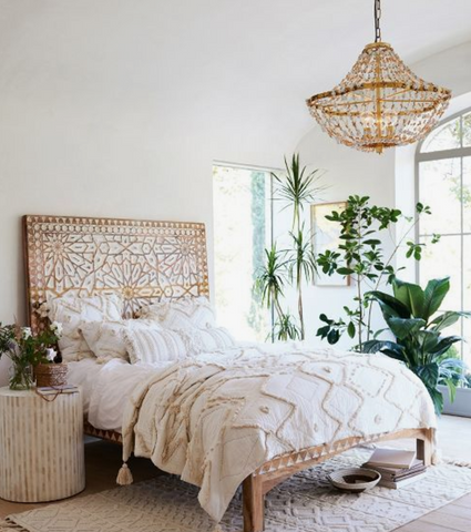 Coastal Boho Decor Ideas For The Bedroom
