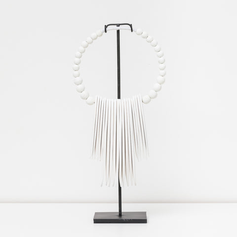 Juju Feather Wall Hanging - Black