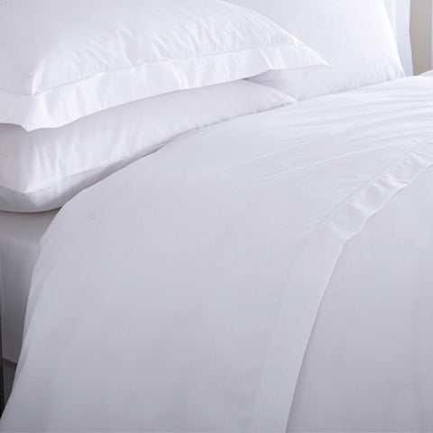 Egyptian Cotton Sheets - White