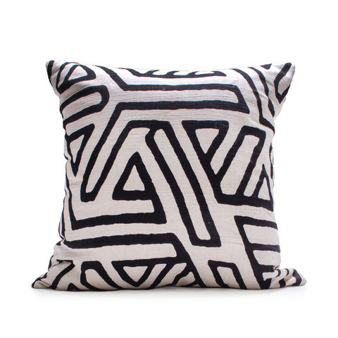 Tribal Luxe Cushion Cover