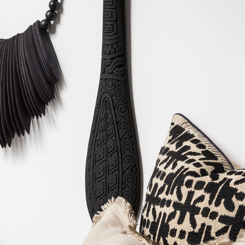Tribal Paddle - Black
