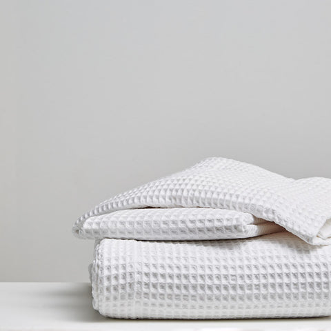 Waffle Blankets, Duvets and Pillowcases