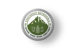 Cascade Range Beard Oil and Balm