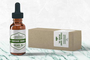 Cascade Range Beard Oil
