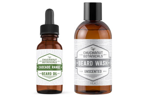 Beard Wash and Oil