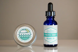 Pacific Coast Beard Oil and Balm