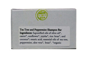 Tea Tree and Peppermint Shampoo