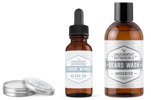 Unscented Standard Beard Kit