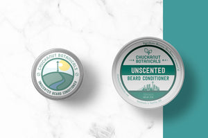 Unscented Beard Conditioner Balm