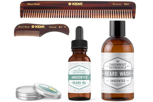 Signature Ultimate Fine Comb Beard Kit