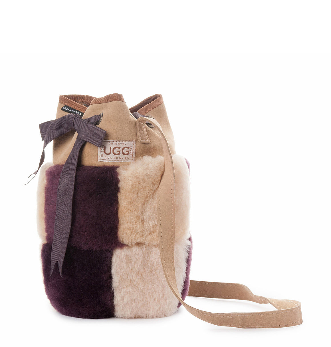 Pini Sheepskin Bag