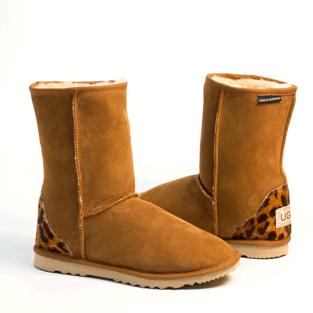 Safari Short Deluxe Boots