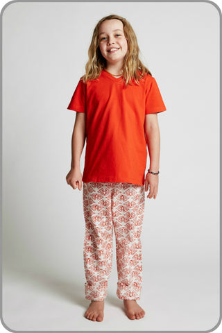 Crabs Galore - Unisex - Tee with Pants Set