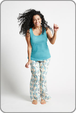 Peas in the Pod - Racer Top and Pants Set