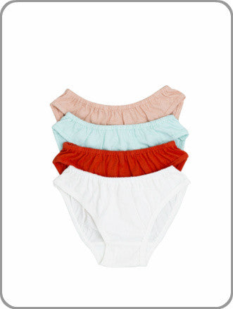 Girls Underwear (4 pack) - SOLD OUT - Back October 2017