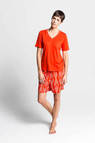 Cicada - Tshirt with Shorts Set