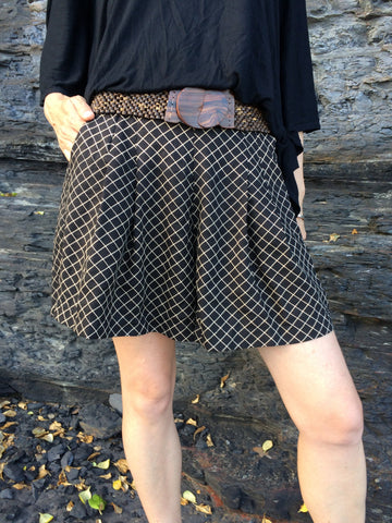 Claudette Tailored Shorts - Fair Trade Fashion