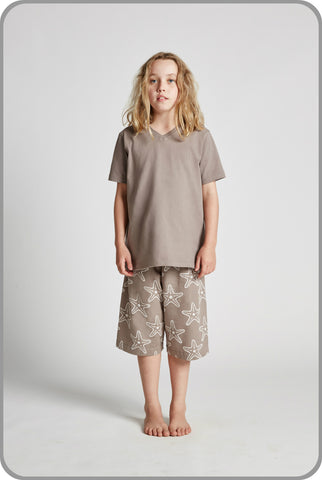 Starfish - Unisex - Tee and Shorts Set
