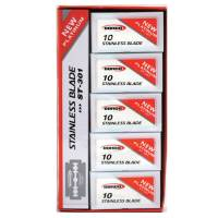 DORCO Double Edge Razor Blades Red