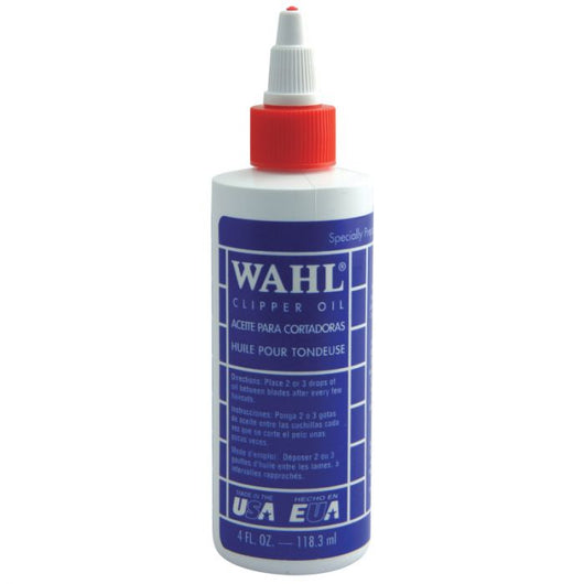 Wahl Clipper Oil - 4 oz.