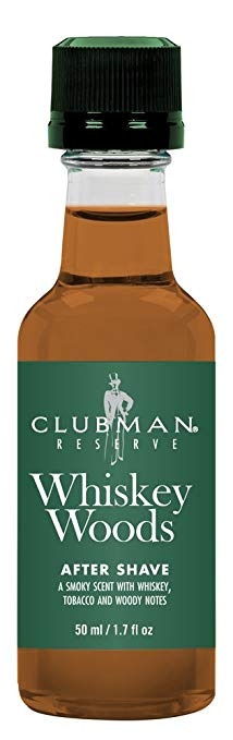 Clubman After Shave Reserve - Whiskey Woods