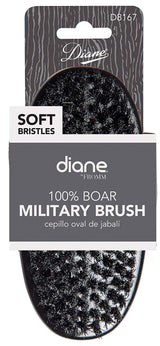 Diane Soft Boar Military Brush