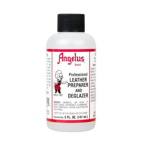 Angelus Leather Preparer / Deglazer 4 oz.